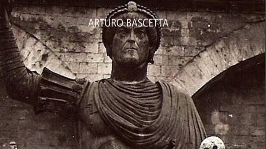 Bascetta: «Il colosso di Barletta è un Re-Imperatore, con la vittoria che lo incoronava sul globetto e la spada al posto della croce»